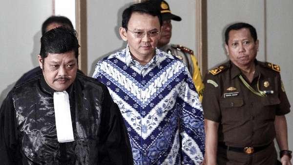 Keamanan Jadi Alasan Ahok Tetap Jalani Pidana Penjara di Mako Brimob