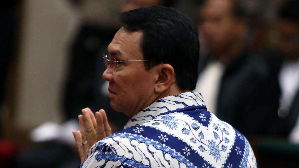 Lika Liku Kasus Ahok dari Divonis 2 Tahun hingga Ajukan PK