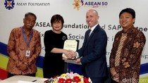 SAP Gandeng ASEAN Foundation
