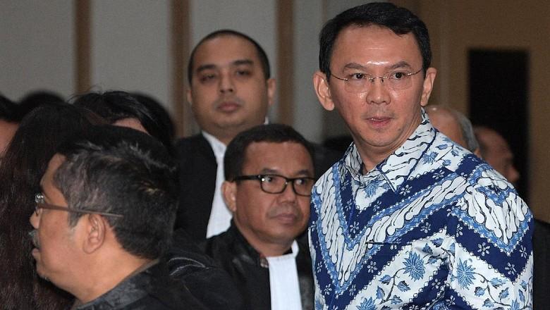 PN Jakut Masih Tunggu Pengacara Ahok Periksa Berkas Banding