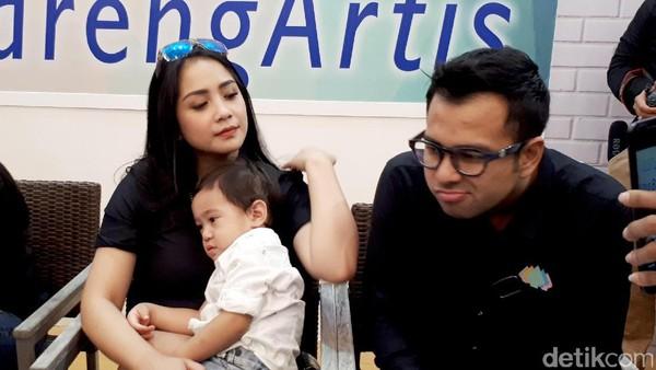 Amy Qanita Kuatkan Nagita Hadapi Cobaan Rumah Tangga dengan Raffi Ahmad