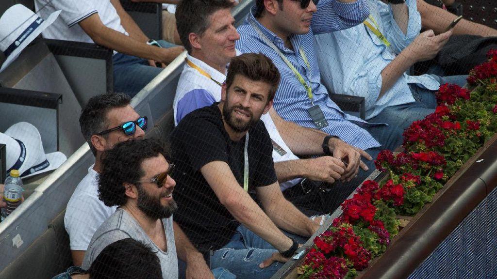 Pique Diteriaki Hala Madrid! Saat Nonton Tenis
