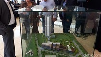Di Surabaya Timur akan Dibangun Mall Lifestyle