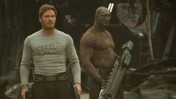 Pendapatan Guardians of the Galaxy 2 Terus Bertambah, Capai Rp 8,3 Triliun