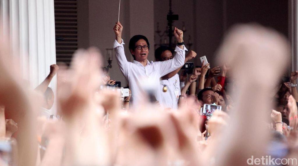 Addie MS Konser di Balkot: Saya Prihatin pada Kasus Ahok