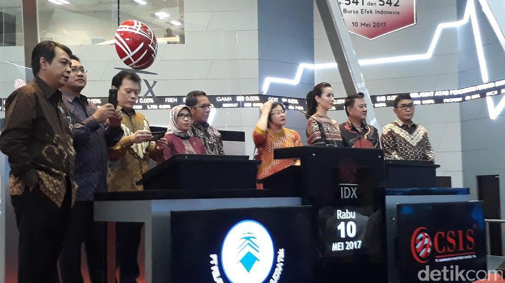 IPO Rp 82 Miliar, Tamarin Bakal Tambah Kapal