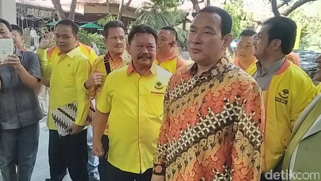 Partai Berkarya: Mungkin Kader Ingin Tommy Soeharto Nyapres tapi...
