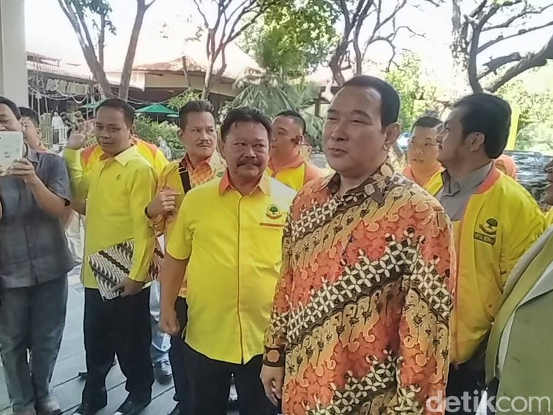 Partainya Tommy Soeharto Pede Jadi 5 Besar di Pemilu 2019