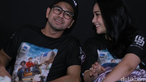 Raffi Ahmad Nyanyi Lagu Ayu Ting Ting, Nagita: Itu Lagu Apa <i>Sih</i>?