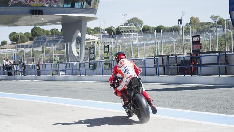 Lorenzo Menatap Le Mans dengan Optimistis