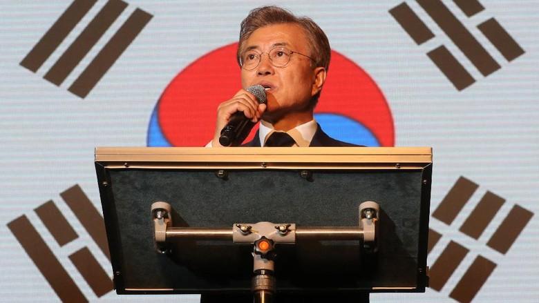Moon Jae-In: Saya Akan Jadi Presiden Seluruh Rakyat Korsel