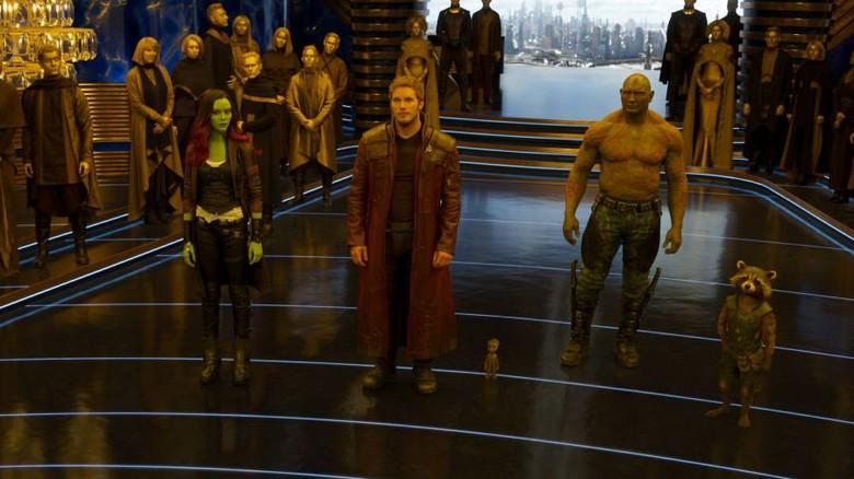 Tanggapan James Gunn Tentang Reboot MCU dan Masa Depan The Guardians