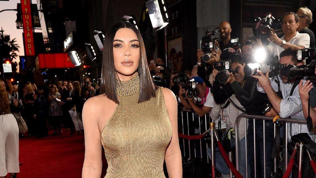 Ini Isi Surat Permintaan Maaf Perampok Paris Untuk Kim Kardashian