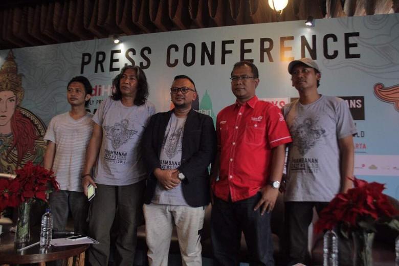 Menyimak Line Up (Sementara) Prambanan Jazz Festival 2017