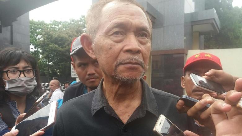 Goenawan Mohamad Ikut Gabung ke Aksi Pro-Ahok di Mako Brimob