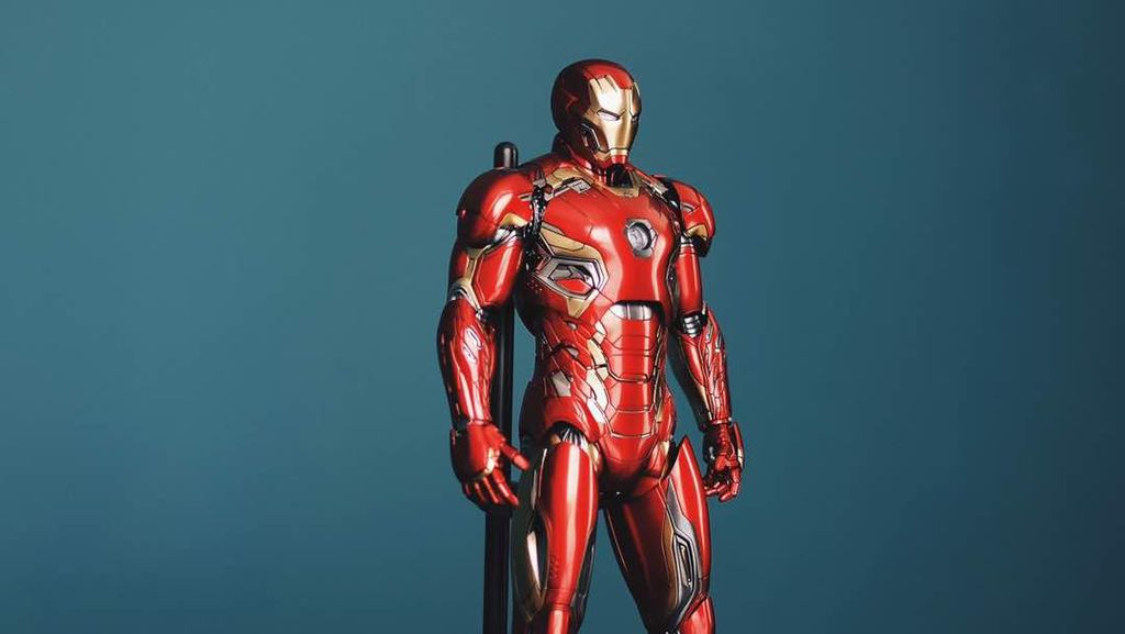 Terbang Seperti Iron Man, Kenapa Tidak?