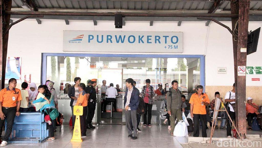 Kampanye Anti Korupsi, Akan Ada Konser di Stasiun Purwokerto Besok