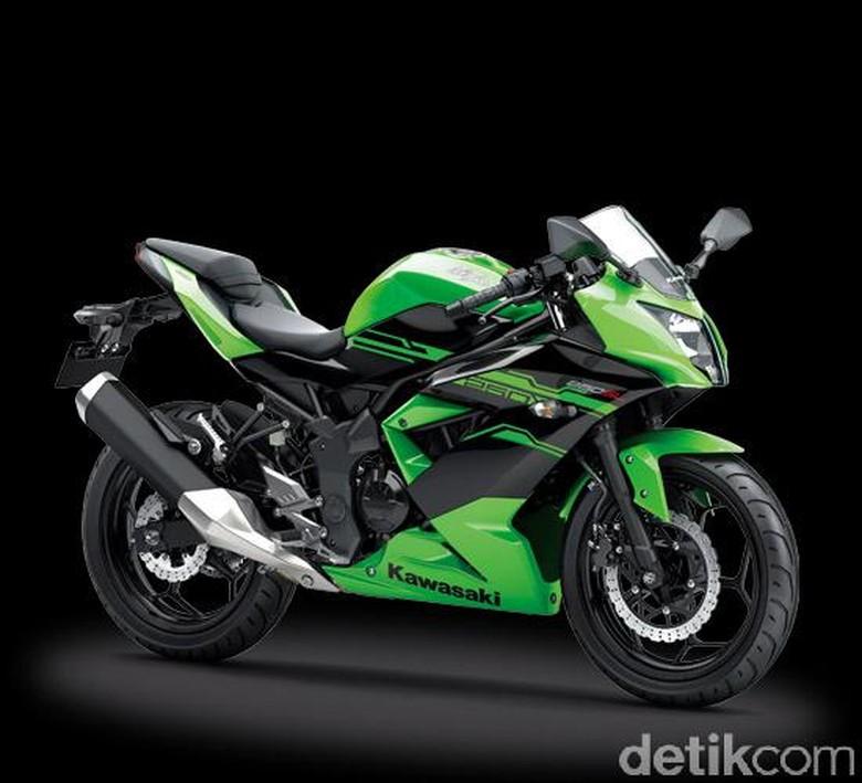 Kawasaki Beri DP Rendah untuk Ninja 250SL