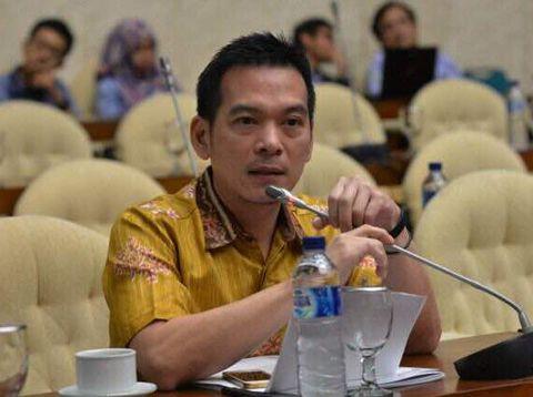 Wakil Ketua Komisi IV Daniel Johan.