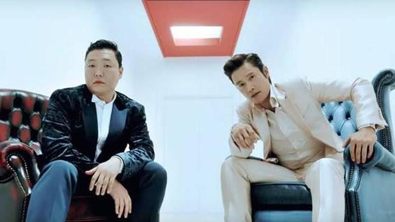 Music Video Psy I Luv It dan New Face Ditonton 10 Juta Kali