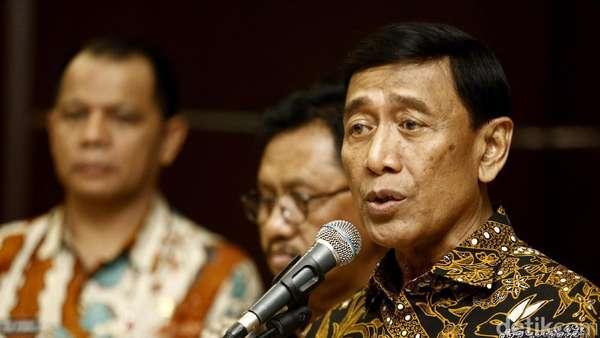 Wiranto: 100 Negara Komitmen Perangi Terorisme