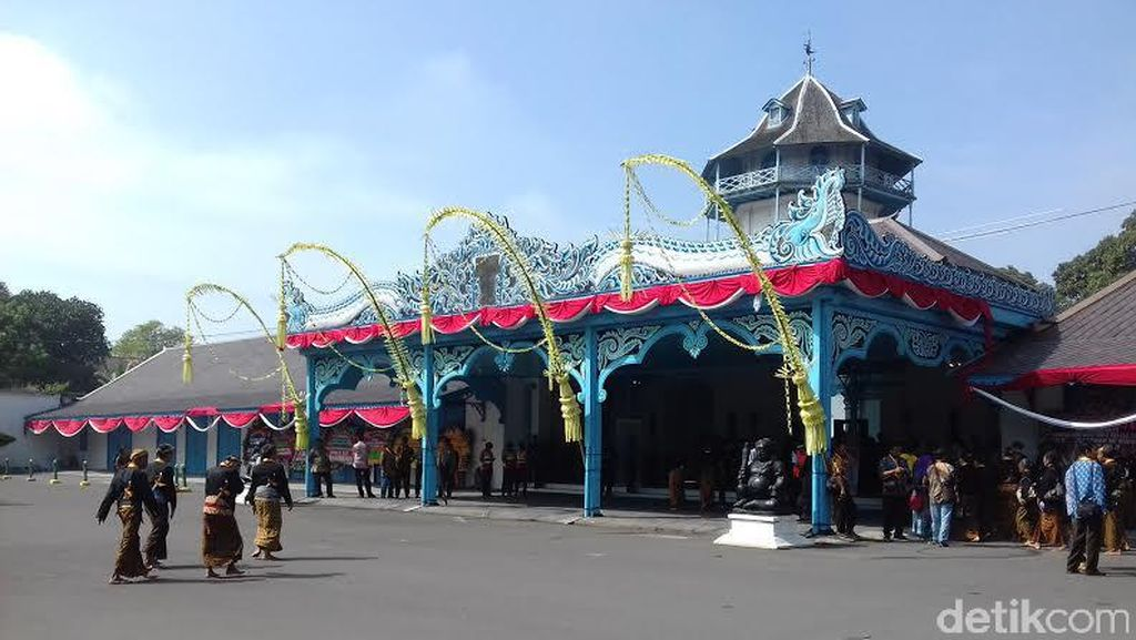 Potret Raja Jawa Menolak Eksklusivisme