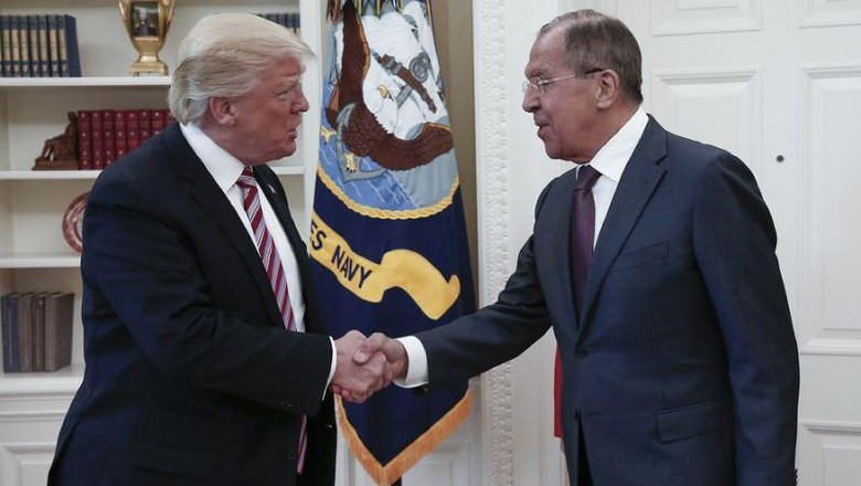 Putin Akui Bisa Buktikan Trump Tak Bocorkan Rahasia ke Rusia