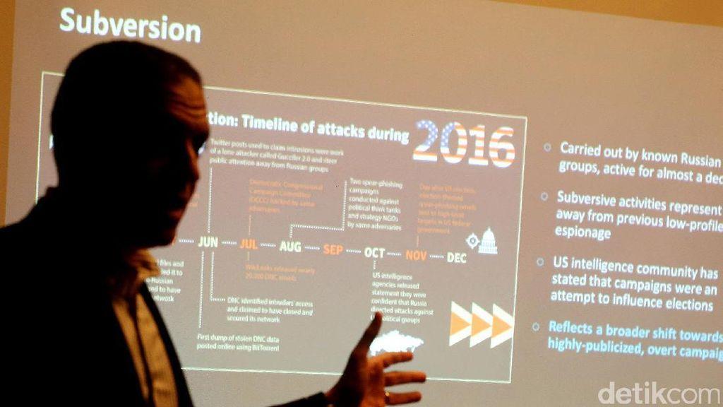 Symantec Jabarkan Kejahatan Cyber