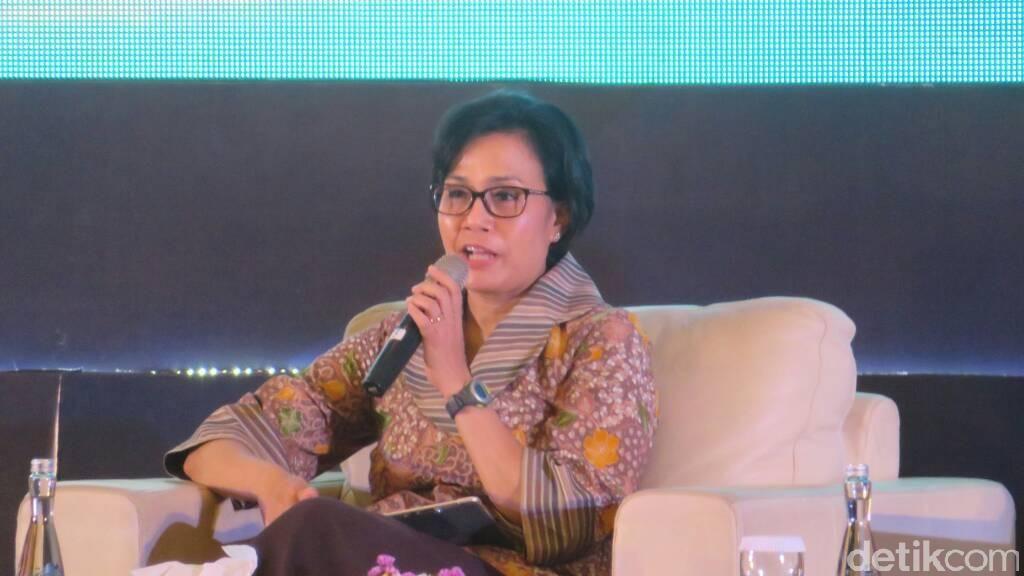 Sri Mulyani Harap Hiruk Pikuk Politik RI Tak Ganggu Ekonomi