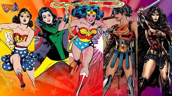 Ini yang Perlu Diketahui Tentang Wonder Woman!