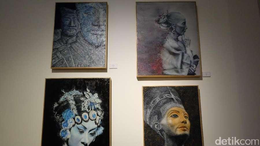 14 Emerging Artist Pamer Karya di BBuzzArt Jakarta