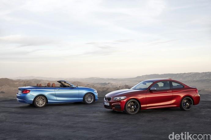 BMW Seri 2 Convertible dan Coupe
