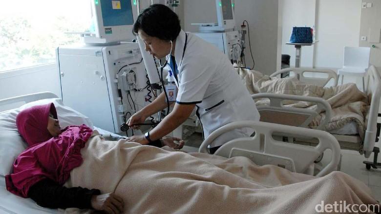 Perayaan Hari Perawat Sedunia di Jakarta
