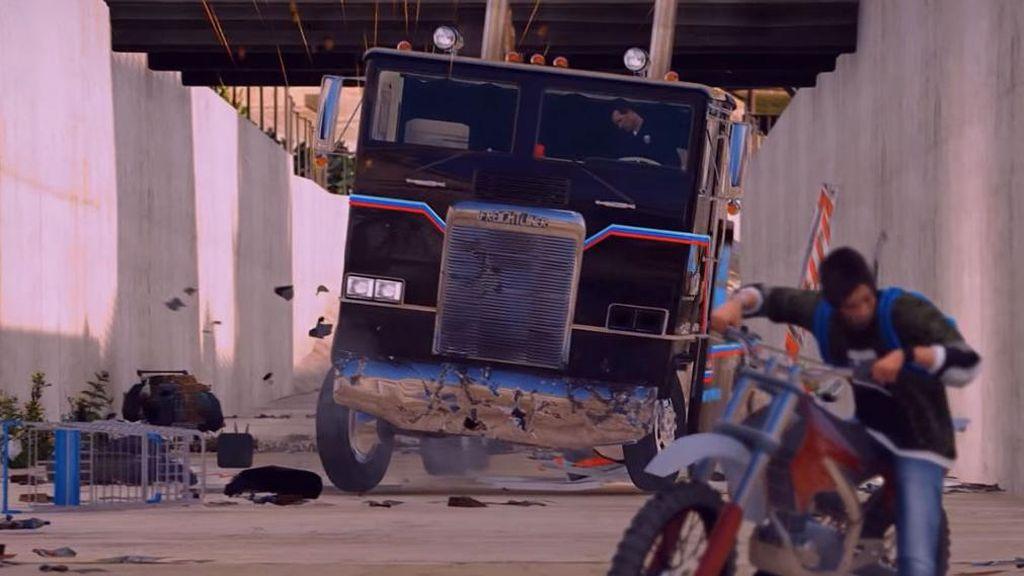 Keren! Film Terminator Di-remake Pakai Game GTA V