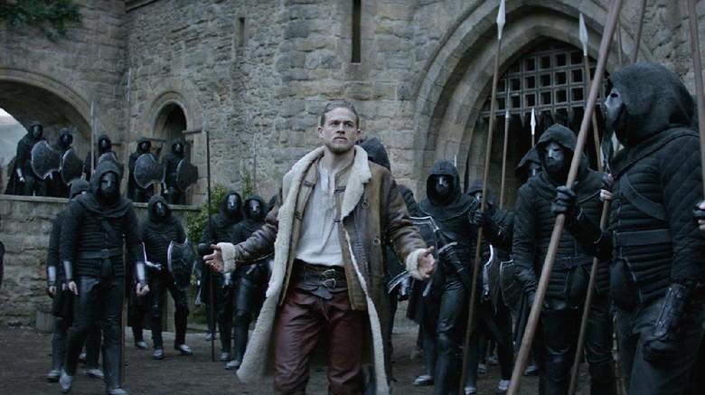 King Arthur: The Legend of the Sword Flop, Warner Bros Rugi