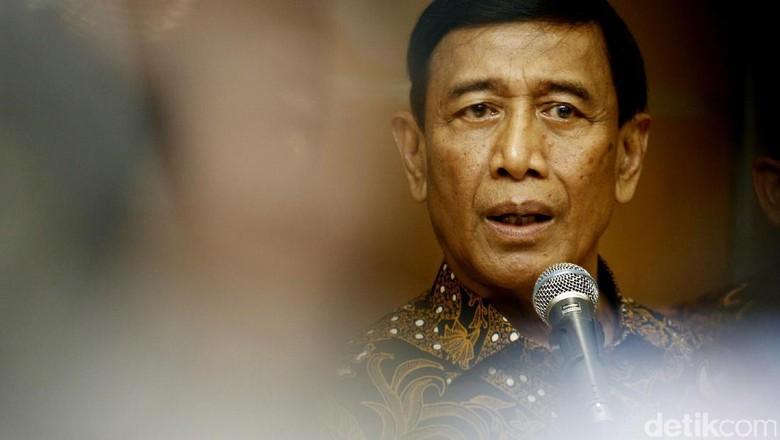 Wiranto Ingin Peran TNI di Pemberantasan Terorisme Tak Hanya BKO