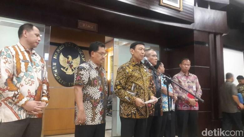 Wiranto: HTI Nyata-nyata Mengancam Kedaulatan Negara
