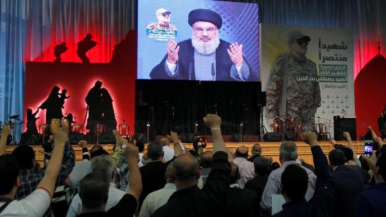 Pemimpin Hizbullah Sebut Tindakan AS Membantu ISIS di Suriah