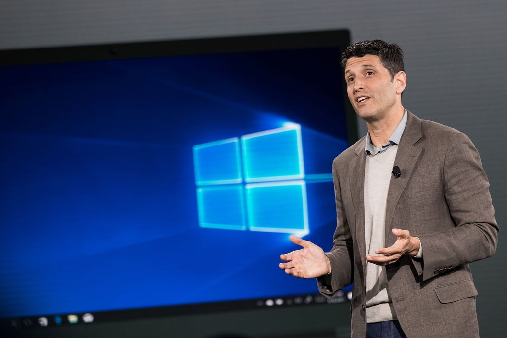 20. Terry Myerson, Executive Vice President Windows and Devices Group Microsoft. Foto: internet