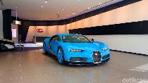 Mengintip Showroom Mobil Mewah di Dubai
