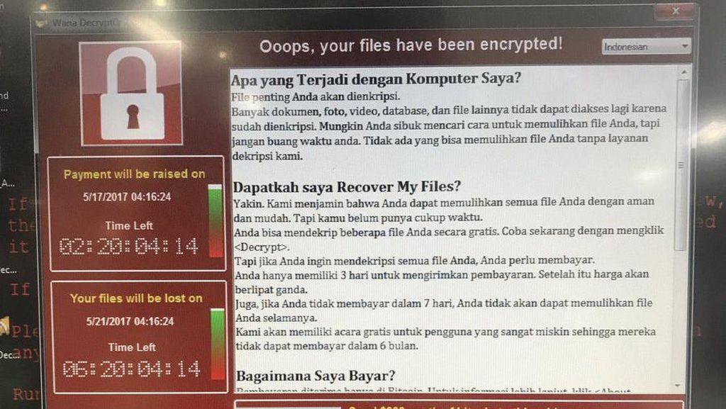 WannaCry Disebar oleh Korea Utara