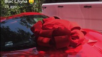 Ulang Tahun ke-29, Blac Chyna Dapat Kado Mobil Ferarri Seharga Rp 3,6 M