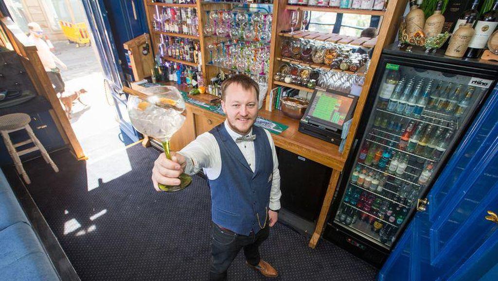 Gin Bar Termungil di Dunia Sudah Dibuka di Durham