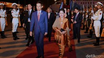 Tiba di Beijing, Jokowi Siap Hadiri KTT OBOR