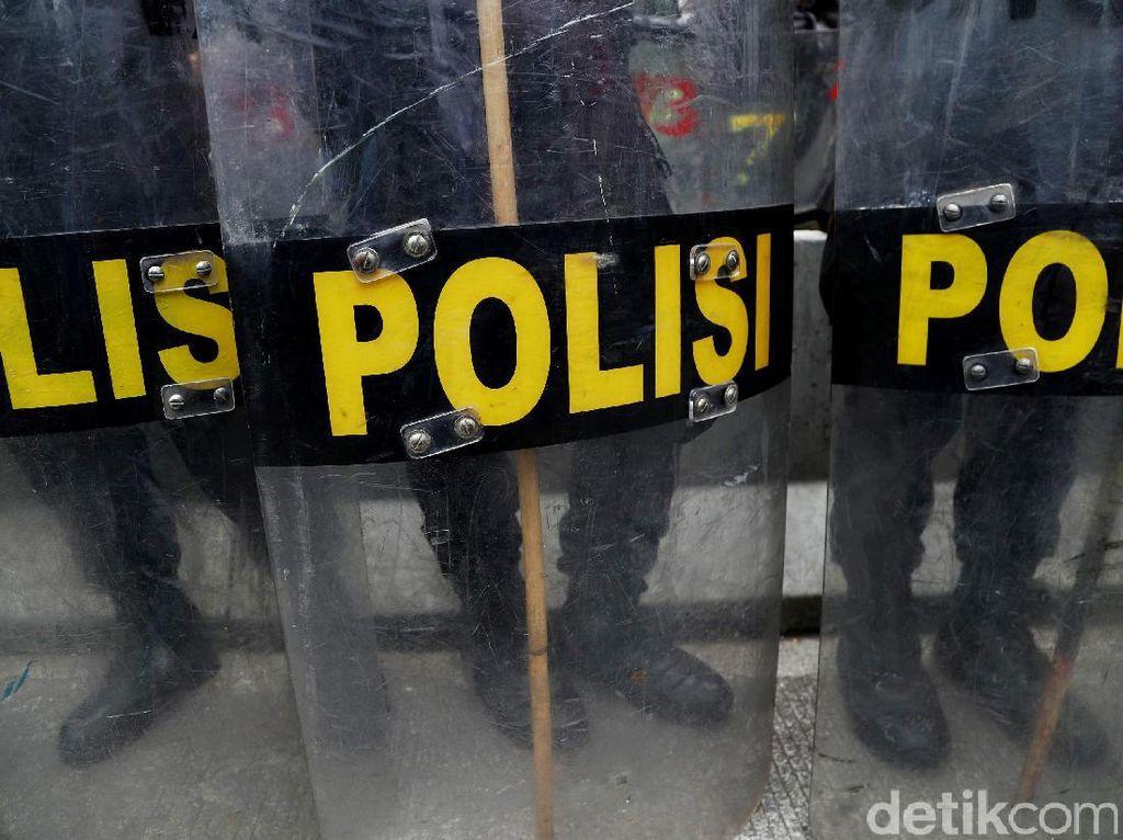 Akan Ada Demo DWP, Polisi Siaga di JIExpo Kemayoran
