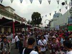 Ribuan Orang dari Seluruh Dunia Ikuti Asia Afrika Carnival 2018