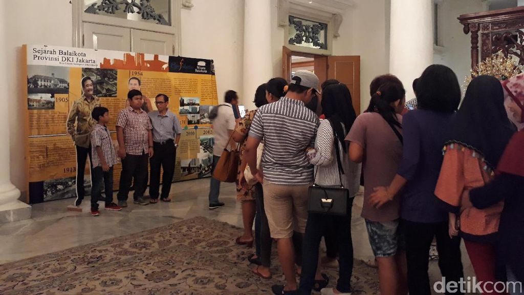 Siswa TK Mau Wisata ke Balai Kota, Sandi akan Buat Walk of Fame