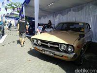 Nostalgia dengan Datsun Klasik di Ultah Datsun Ke-3