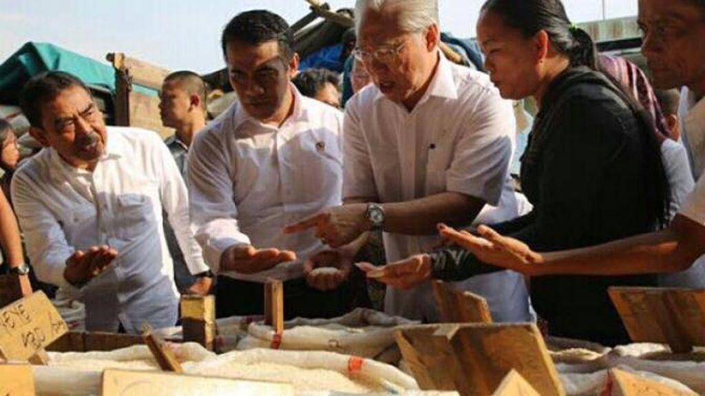 Duet Menteri Jokowi Putus Ketergantungan Impor Pangan