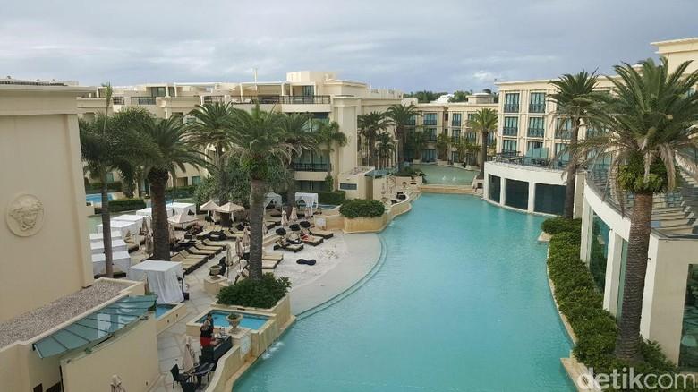 Hotel Palazzo Versace di Gold Coast (Fitraya/detikTravel)